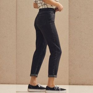 Pacsun washes black high waist mom jeans 30